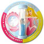 Часы песочные сувенирные «Чистим зубки 3 минутки» / тип 3, исп.2 детские на присоске для ванной комнаты на 3 минуты