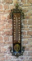 Термометр фасадный ТФ-5 исп.2 «Лев»