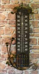 Термометр фасадный ТФ-5 исп.3 «Колокольчик»