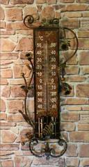 Термометр фасадный ТФ-5 исп.4 «Лето»