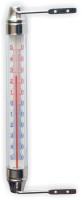 Термометр для деревянных окон ТБ-400 с двумя держателями из металла