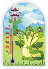 Термометр комнатный «Зоомир - ГОД ДРАКОНА»  Символ 2012 года
