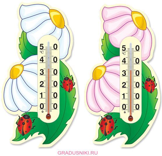 Домашний термометр своими руками 11