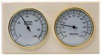 Термометр для сауны СББ-2-2 с отдельным гигрометром для измерения влажности. Банная станция (термометр+гигрометр)