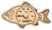 Термометр для сауны ТБС-62 «Рыба»