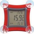 Термометр цифровой электронный ТЕ-1520 «Турист» заоконный на присосках для измерения температуры на улице