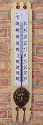 Термометр фасадный ТФ-770 исполнение Лев