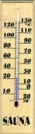 Термометр для сауны ТБС-16 «Баня»