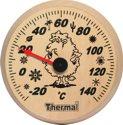 Термометр для сауны ТБС-31-001 «Круг»