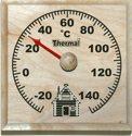 Термометр для сауны ТБС-31-011 «Квадрат»