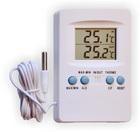 Термометр цифровой электронный ТЕ-102 в блистере in-out + звуковая сигнализация