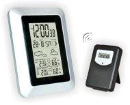 Термометр цифровой электронный ТЕ-602 беспроводная метеостанция для одновременного измерения температуры и влажности в помещении и за окном