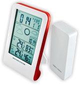 Термометр цифровой электронный ТЕ-925 беспроводная <b>барометрическая</b> метеостанция для одновременного измерения температуры и влажности в помещении и за окном